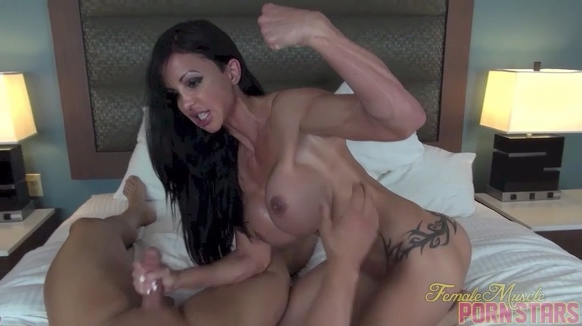 Women Bodybuilder Porn Video